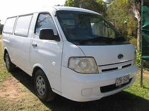 2005 Kia Pregio Van/Minivan - would make a great backpackers van. Kensington Bundaberg Surrounds Preview
