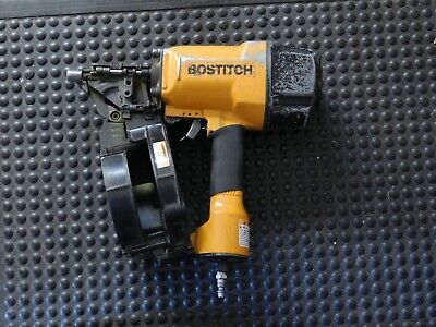 Bostitch Dwb 112767 Coil Nailer For Sheathing Etc. Works Great Carpenter