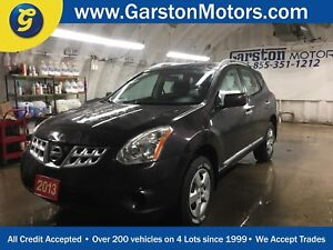 2013 Nissan Rogue S*AWD*PHONE CONNECT*SPORT MODE*CRUISE CONTROL*