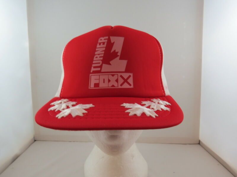 Canadian Political Hat - Francis Fox /John Turner Liberals - 1984 Election