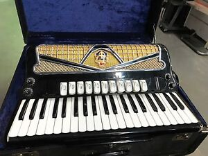 Abco Master Electric Piano Accordion