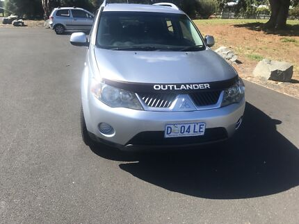 2009 Outlander  Claremont Glenorchy Area Preview