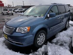 2012 Chrysler Town & Country Wheel Chair Van, Navigation, Leathe