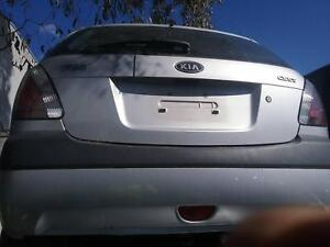 NOW WREAKING KIA RIO HATCH SILVER COLOR ALL PARTS 2005-08 Dandenong South Greater Dandenong Preview