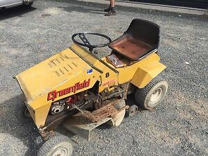 Greenfield ride on mower good going unit Mullumbimby Byron Area Preview