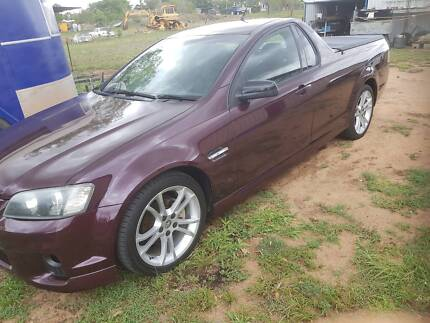 2012 Holden Commodore Ute Lissner Charters Towers Area Preview
