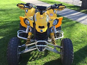 2008 Can am DS 450 Quad