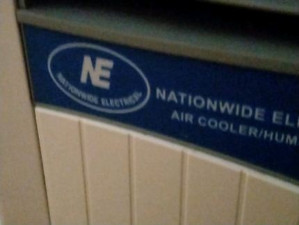 Air-cooler Excellent Condition NE Portable with Remote Control Warwick Southern Downs Preview