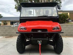 SYNERGY FARM BOSS DAIHATSU DIESEL1000CC UTV ATV SIDE X SIDE BUGGY Burleigh Heads Gold Coast South Preview