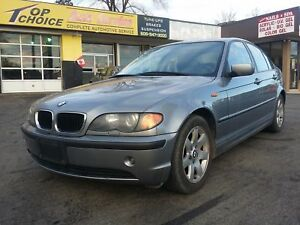2005 BMW 3 SERIES 325I, EXCELLENT CONDITION, DRIVES LIKE NEW!!!!