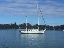 37' Formosa Ketch Port Stephens Area Preview
