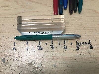 Vintage Wearever Fountain pen restored