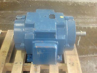 New Weg 40 Hp Electric Motor 1775 Rpm 208-230460v 324t 040180t3e324t