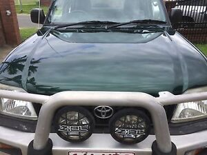 Toyota Landcruiser Prado RV6 Petrol man 4x4 low kms 207km Durack Brisbane South West Preview