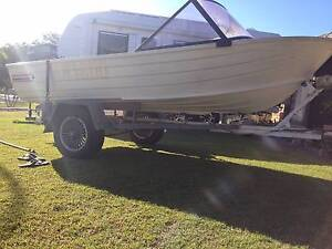 Aluminium Runabout Boat, 12 ft 6 inch Palm Beach Gold Coast South Preview