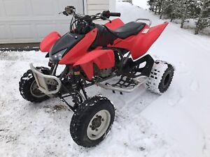 WTB blown up Honda TRX 450er