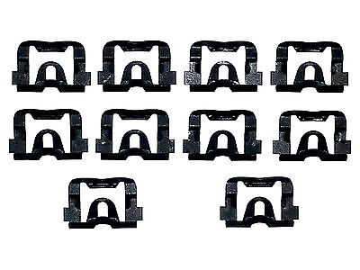 69 90 Gm Front Windshield Rear Window Reveal Moulding Molding Trim Clips 10Pcs S
