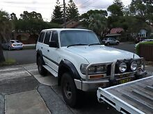 Toyota landcruiser Ashfield Ashfield Area Preview
