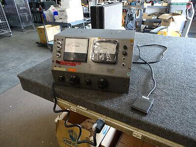 Freed Transformer Co. Model 1620-c Megohmmeter W Pedal Working