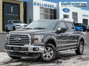 2016 Ford F-150 XLT w/2.7L ECOBOOST AND XTR PKG