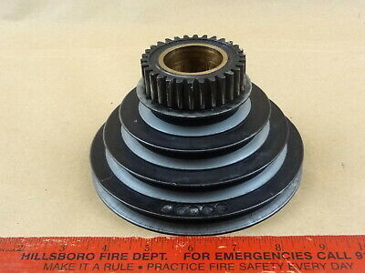 Atlas 12 Commercial Craftsman 12 Lathe 4 Step Headstock Pulley 10-79 Gear