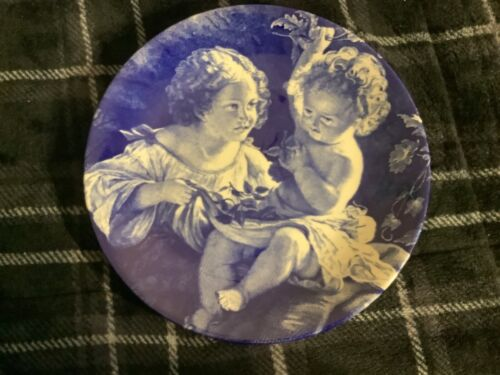 The Collector Series Plate by J.H Weatherby & Sons LTD Free Ship