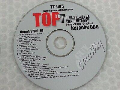 Karaoke CDGs, DVDs & Media - Karaoke Disc - 12