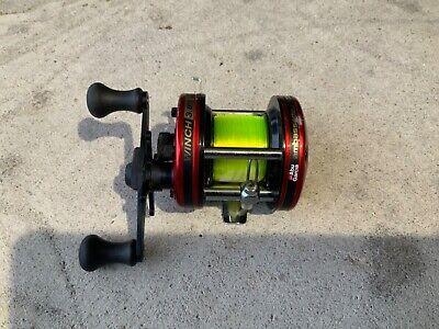 Rare Abu Garcia Ambassadeur 5000 Winch Gear Ratio 3.8:1 R-Handed Fishing Reel