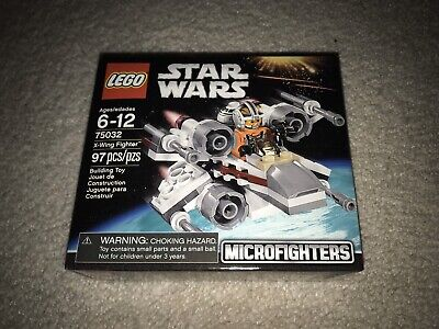 Star Wars Lego - 75032 X-Wing Fighter - Sealed