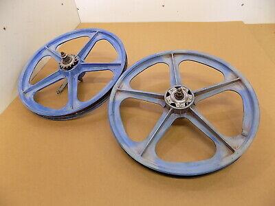 Old School BMX Skyway Tuff Wheel Bearing Cups NOS for Mag Wheels