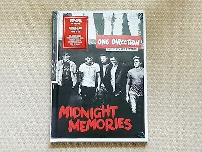 Midnight Memories [Deluxe Edition] by One Direction (UK) (CD, Nov-2013, Sony... comprar usado  Enviando para Brazil