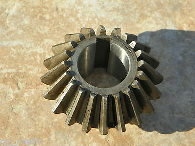 End Gear For Walton Galfre Hay Tedder 20 Tooth 1-38 Bore With Key Slot