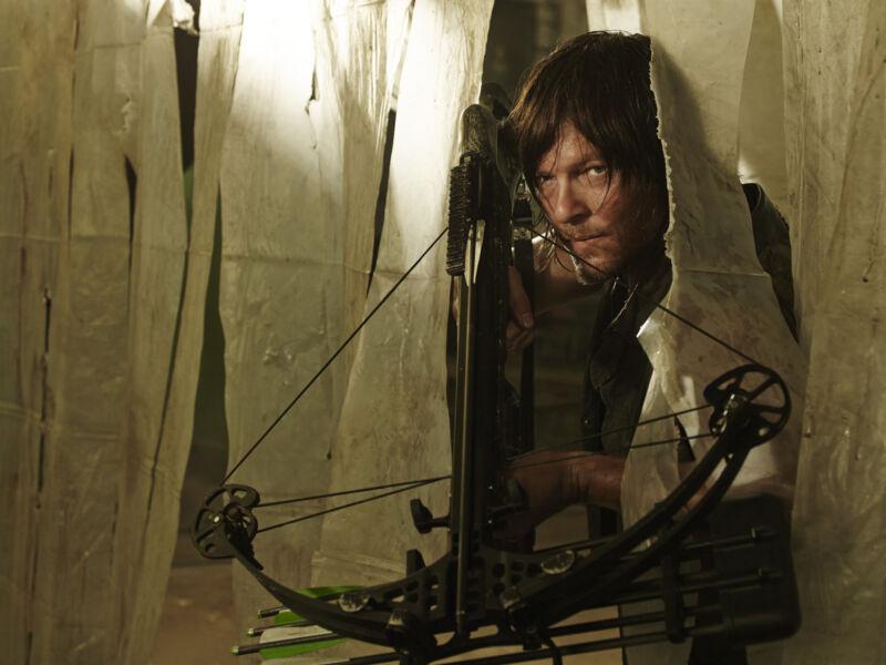Daryl Dixon. Credit Frank Ockenfels 3/AMC