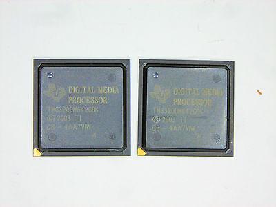 Tms320dm642 Original Texas Instruments 588p Smd Ic 2 Pcs