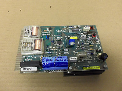 Ransburg Gema 41015338 Abschalt-automatik Circuit Board Fire Alarm