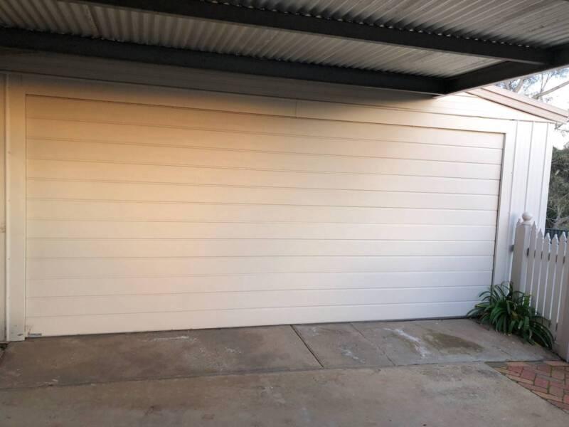 Garage Door Panel Lift Garage Sale Gumtree Australia Hepburn