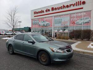 2009 Honda Accord EX-L  Jamais Accidenté, Prêt à Partir