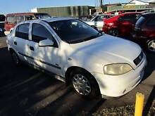 2001 HOLDEN ASTRA 5 SPEED HATCH Yeerongpilly Brisbane South West Preview
