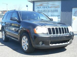 Jeep Grand Cherokee LIMITED DIESEL 2008 ***CUIR,TOIT OUVRANT***