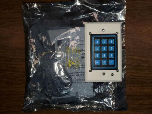 Advantage 500DE 1000DE Door Panel Remote Keypad Secure Care