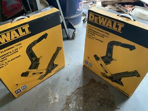 *BRAND NEW* Dewalt hardwood flooring staplers.