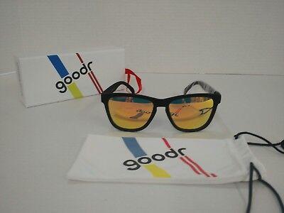goodr Sunglasses- Whiskey Shots With Satan- Running (Running Sunglasses Goodr)