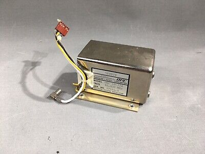 Oac Ovenaire Audio Carpenter Osc 49-22a 10.000 Mhz Precision Crystal Oscillator