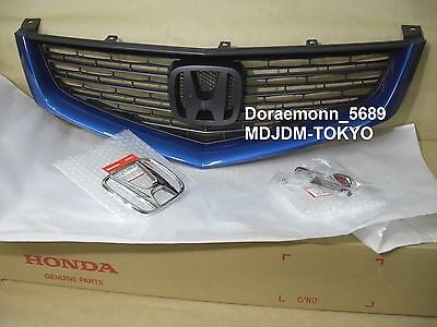 Oem *B507P* 06-07 Euro R Front Grille + Euro Emblem HONDA  ACCORD CL7 CL9 ACURA
