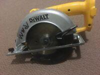 DeWalt skilsaw