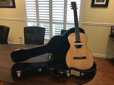 Larrivee Steel String Parlor Guitar Model P-09