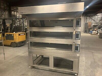 Miwe Deck Oven Electric German Made Barely Used