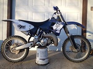 Yz125 parts wanted