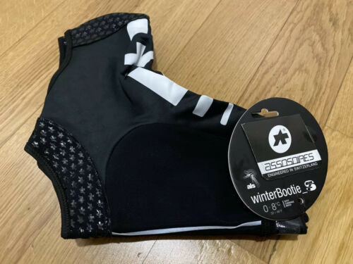 Assos Cold weather Winter Cycling Booties S7 Size 1   Fugu