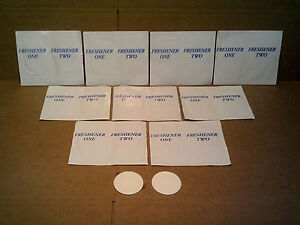 20 DISCS BULK BUY PET AIR FRESHNER FRESHENER FOR DYSON VACUUM CLEANER